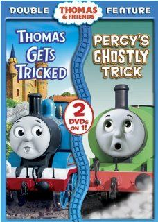 Thomas & Friends Thomas Gets Tricked/Percy's Ghostly Trick Thomas & Friends Movies & TV