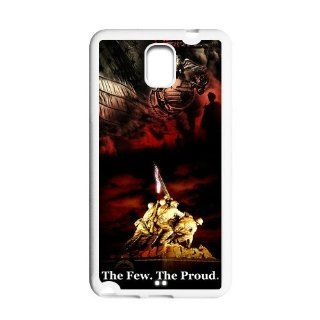 US Marine Corps Samsung Galaxy Note 3 Case U.S. Marines Army The Few.The Proud Cases Cover at NewOne Computers & Accessories