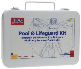 First Aid Only 16 Unit Pool And Lifeguard First Aid Kit, 97 Piece Kit Health & Personal Care