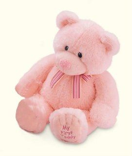 "Pink 17"" My First Teddy Bear Toys & Games"