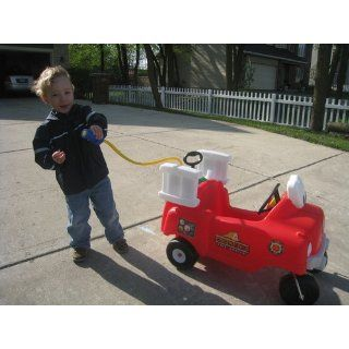 Little Tikes Spray and Rescue Fire Truck Toys & Games