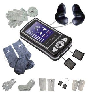 Conductive Garments Electrode Pain Treatment Acupuncture Massage Medicomat 6B Conductive Garments Are Commonly Recommended For Use In The Treatment And Management Of Pain Associated With Many Of The Following Peripheral Neuropathy + Diabetic Neuropathy +