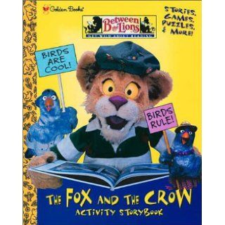 The Fox and the Crow (Between the Lions) Susan Ring, June Valentine Ruppe 9780307252159 Books
