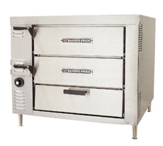 Bakers Pride Quadruple Deck Gas Countertop Pizza Oven, NG