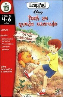 Spanish Pooh Gets Stuck Book Toys & Games