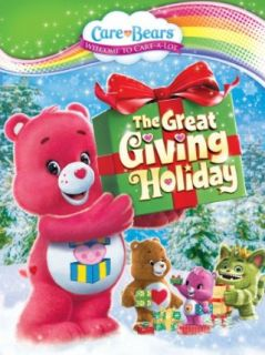 CARE BEARS THE GREAT GIVING HOLIDAY David Lodge, Doug Erhotlz, Michael Sinterniklaas, Michaela Dean  Instant Video