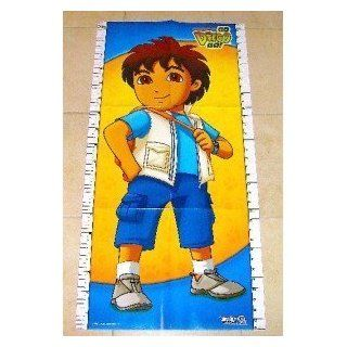 Nickelodeon Go Diego Go Growth Chart Licensed Product   Childrens Wall Decor