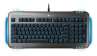 Razer Marauder StarCraft II Gaming Keyboard Electronics