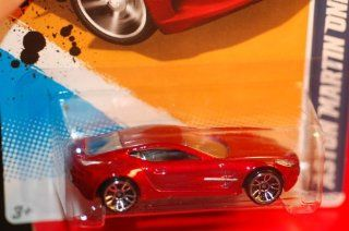 2012 Hot Wheels All Stars, ASTON MARTIN ONE 77 (metallic maroon) 03 of 10, 123/247 (1 Each) 164 Scale die cast Toys & Games