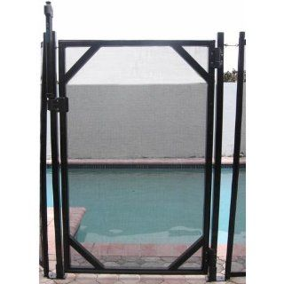 GLI 30 Inch W x 5 Feet H Safety Gate for In Ground Pools Patio, Lawn & Garden