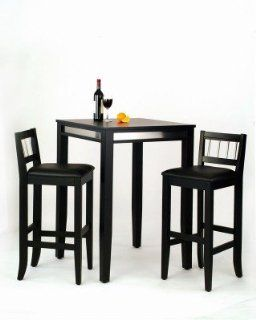 Manhattan Pub Table with Stainless Steel Apron