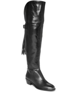 Anne Klein Nilise Tall Shaft Dress Boots   Shoes