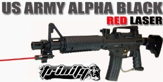 Us Army Alpha Black Red Barrel Laser, us Army Alpha Black Elite Red Barrel Laser, tippmann Paintball Gun Red Barrel Laser, us Army Alpha Black Paintball Gun Red Barrel Laser, us Army Alpha Black Elite Paintball Marker Red Barrel Laser, Tippmann Paintball,