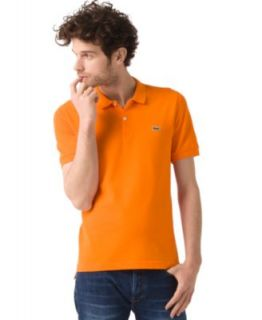 Lacoste Shirt, Classic Pique Polo Shirt   Polos   Men