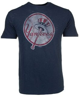 47 Brand Mens New York Yankees Scrum T Shirt   Sports Fan Shop By Lids   Men