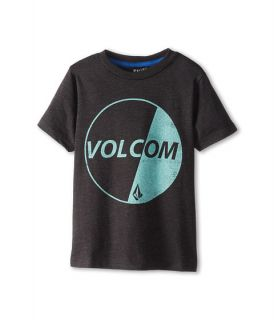 Volcom Kids Pistol 5050 Raglan Tee Toddler Little Kids Heather Grey