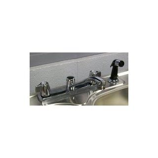 Peerless Faucets PT8500 Single Lever Handle Kitchen Faucet W/Spray Chrome   Touch On Kitchen Sink Faucets