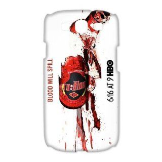 Custom True Blood Cover Case for Samsung Galaxy S3 I9300 LS3 206 Cell Phones & Accessories
