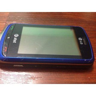 LG Xenon GR500 Unlocked Phone with QWERTY Keyboard, 2MP Camera, GPS and Touch Screen (Blue) Cell Phones & Accessories
