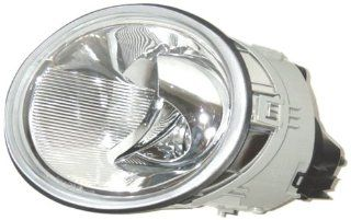 OE Replacement Volkswagen Beetle Passenger Side Headlight Assembly Composite (Partslink Number VW2503106) Automotive