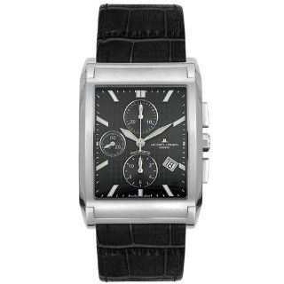 Jacques Lemans Men's GU187A Geneve Collection Automatic Chronograph Watch at  Men's Watch store.