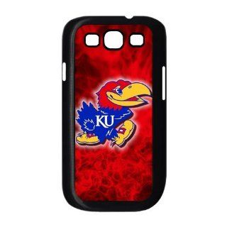 NCAA Kansas Jayhawks Back Cover Samsung Galaxy S3 I9300 I9308 I939 Case Cover Best Case Cell Phones & Accessories