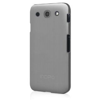 Incipio LGE 181 Feather Shine Case  for the LG Optimus G Pro   1 Pack   Retail Packaging   Silver Cell Phones & Accessories