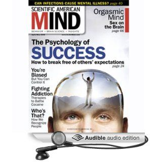 The Psychology of Success Scientific American Mind (Audible Audio Edition) Scientific American, Mark Moran Books