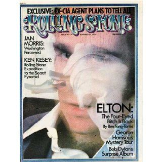 Rolling Stone Magazine # 174 November 21 1974 Elton John (Single Back Issue) Rolling Stone Books