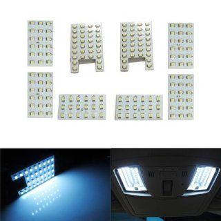 iJDMTOY 172 SMD 8 Piece Vehicle Specific Exact Fit Full LED Interior Light Package For Infiniti FX35 FX50 QX56, Xenon White Automotive