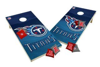 NFL Tennessee Titans Tailgate Toss Shield Game, X Large  Sports Fan Games  Sports & Outdoors
