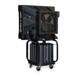 "Port A Cool 16"" Three Speed Portable Evaporative Cooler, 1/2hp direct drive with cart & 22 gal reservoir (PAC2K163SFC) Automotive"