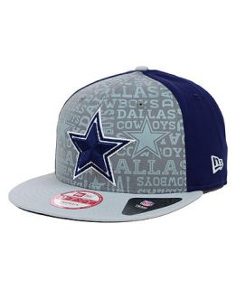 New Era Kids Dallas Cowboys NFL Draft 2014 9FIFTY Snapback Cap   Sports Fan Shop By Lids   Men