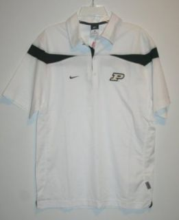 Nike Men's Purdue Polo Shirt (Small) Clothing