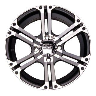 4/156 ITP SS212 Alloy Series Wheel 14x6 4.0 + 2.0 Machined POLARIS Automotive
