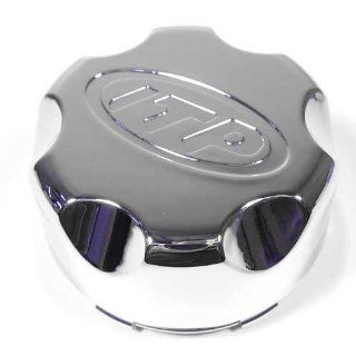 ITP ATV/UTV WHEEL CENTER CAP C SERIES TYPE 5,6,7 4/137 CHROME Automotive