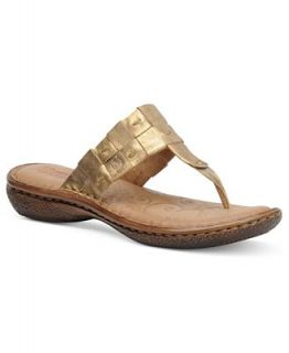 Born Womens Cari Thong Sandals   Shoes
