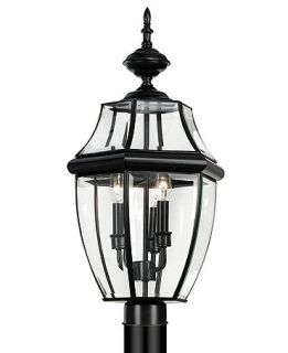 Sea Gull Outdoor Lighting, Lancaster Post Lantern   Lighting & Lamps   For The Home