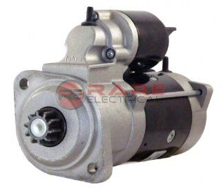 NEW STARTER MOTOR JOHN DEERE TRACTOR 5425 5425N 5525N 5065M 11.131.294 11131294 Automotive