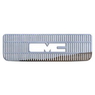 Ferreus Industries   1994 1998 GMC Suburban Vertical Billet Polished Stainless Grille Insert   TRK 127 02 02 Automotive