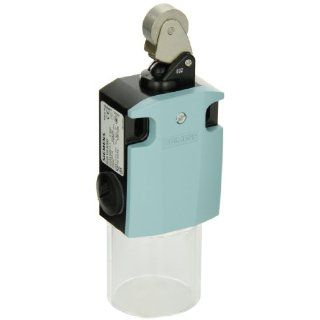 Siemens 3SE5 122 0CE02 International Limit Switch Complete Unit, Roller Lever, 56mm Metal Enclosure, Metal Lever, 22mm High Grade Steel Roller, Snap Action Contacts, 1 NO + 1 NC Contacts Electronic Component Limit Switches