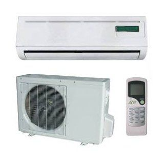 Pridiom PMS121HX Inverter Series 12, 000 BTU Single Zone Inverter Heat Pump Split   Multiroom Air Conditioners