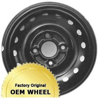 HONDA ACCORD 14X114.3 Factory Oem Wheel Rim  STEEL BLACK   Remanufactured Automotive