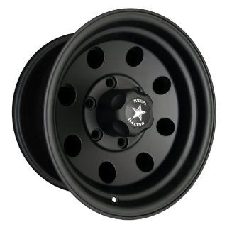 Rebel Racing Sahara 15x10  43mm 6x5.5 107.95 Matte Black Wheel Automotive