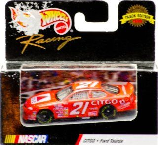 1999   Mattel   Hot Wheels Racing   Track Edition   NASCAR   Elliott Sadler   #21 Citgo   Ford Taurus   New   Out of Production   Limited Edition   Collectible Toys & Games