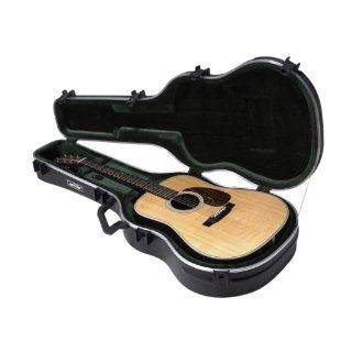 SKB 18 Acoustic Guitar Case (Standard Dreadnought Size) Musical Instruments