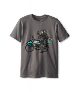 Quiksilver Kids Road Trip Tee Boys T Shirt (Black)