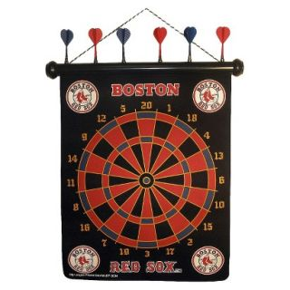 Rico MLB Boston Red Sox Magnetic Dart Board Set