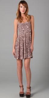 Free People Leopard Print Dress