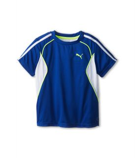 Puma Kids 48 Tee (Little Kid) Competition Blue